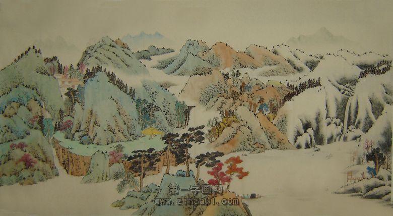人文山水景观横图_俯拍世界各地奇特的自然或人文景观云天云地